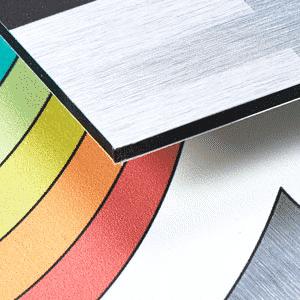 Aluminio impreso Vigo